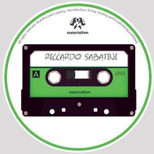 SABATINI, Riccardo - Blue Jeans EP