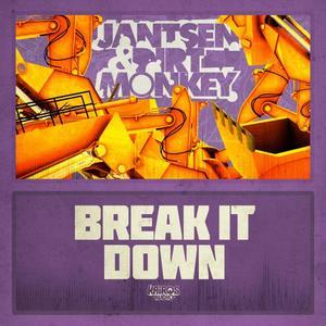 JANTSEN/DIRT MONKEY - Break It Down