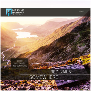RED NAILS - Somewhere