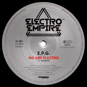EPG - We Are Electro