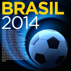 VARIOUS - Brasil 2014 (Deluxe Version)
