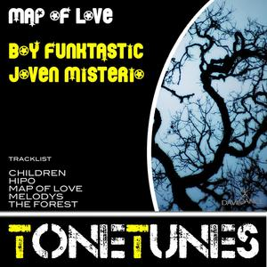 BOY FUNKTASTIC/JOVEN MISTERIO - Map Of Love