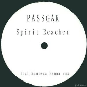 PASSGAR - Spirit Reacher EP