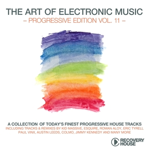 VARIOUS - The Art Of Electronic Music: Progressive Edition Vol 11