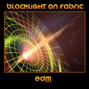 VARIOUS - Blacklight On Fabric - Spring 2014 Psy-Trance Charters