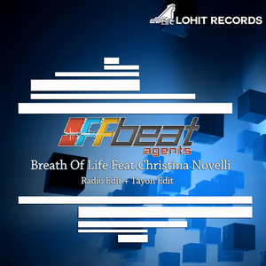 OFFBEAT AGENTS feat CHRISTINA NOVELLI - Breath Of Life