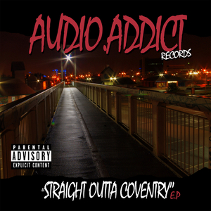 DJ HYBRID/THD/BARBICAN/CONTENT CONFUSION - Straight Outta Coventry