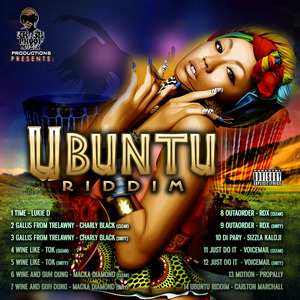 VARIOUS - Ubuntu Riddim