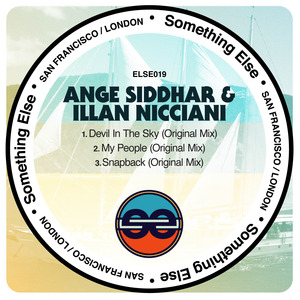 SIDDHAR, Ange & ILLAN NICCIANI - Devil In The Sky EP