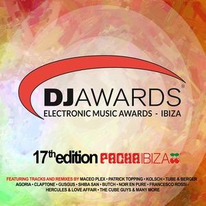 VARIOUS - DJ Awards 2014 Ibiza (17th Edition)