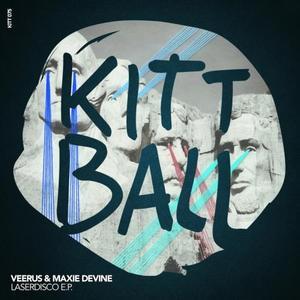 VEERUS/MAXIE DEVINE - Laserdisco EP