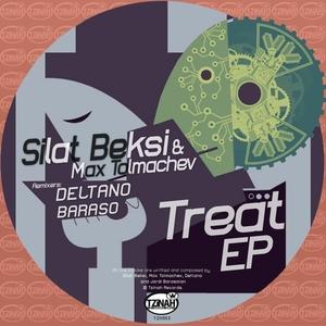 BEKSI, Silat/MAX TOLMACHEV - Treat EP