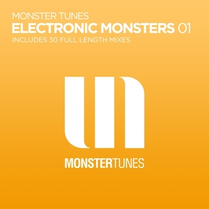 VARIOUS - Monster Tunes Electronic Monsters 01