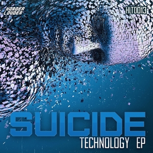 SUICIDE - Technology EP