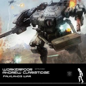 WORKERPOOR/ANDREW CLARISTIDGE - Falklands War