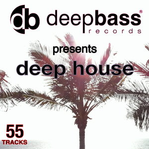 VARIOUS - Deep Bass Records Presents Deep House 55 Tracks