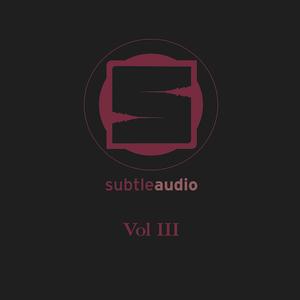 VARIOUS - Subtle Audio Vol III Exclusive Vinyl Tracks