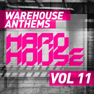 VARIOUS - Warehouse Anthems - Hard House Vol 11