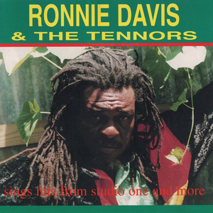 RONNIE DAVIS & THE TENNORS - Sings Hits From Studio One