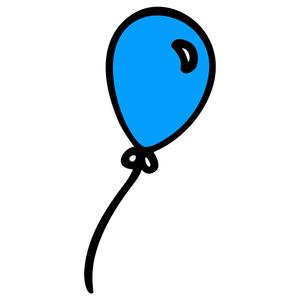 MASOMENOS - Blue Balloon