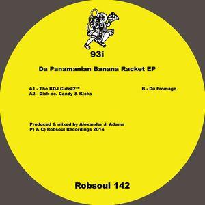 93I - Da Panamanian Banana Racket EP