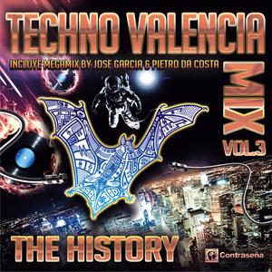 VARIOUS - Techno Valencia Mix (The History) Back To The 90's Vol 3