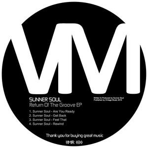 SUNNER SOUL - Return Of The Groove