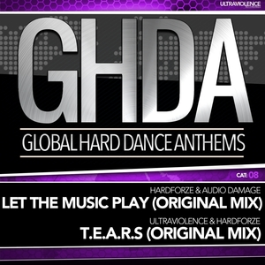 ULTRAVIOLENCE/HARDFORZE/AUDIO DAMAGE - GHDA Releases S2-08