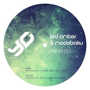 AMBER, Ted/MODEBAKU - Kana EP