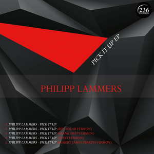 LAMMERS, Philipp - Pick It Up EP