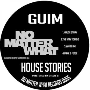 GUIM - House Stories