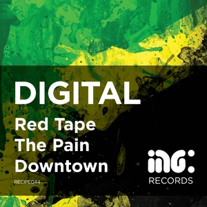 DIGITAL - Red Tape/The Pain/Downtown
