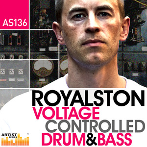 ROYALSTON - Voltage Controlled Drum & Bass (Sample Pack WAV/APPLE/LIVE/REASON)