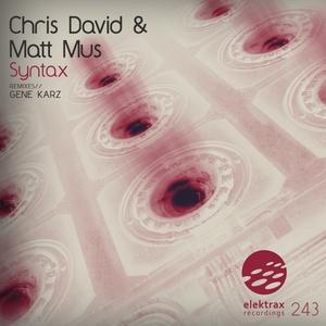 DAVID, Chris/MATT MUS - Syntax