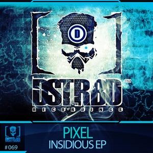 PIXEL/BLOOD - Insidious EP
