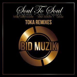 GILLENWATER, Mike/SEAN BIDDLE/TZESAR - Soul To Soul (Toka remixes)