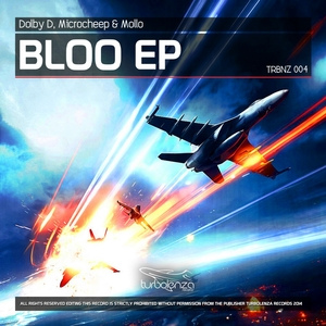 MICROCHEEP/MOLLO/DOLBY D - Bloo EP