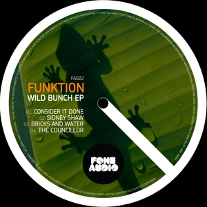 FUNKTION - Wild Bunch EP