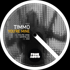 TIMMO - You're Mine EP