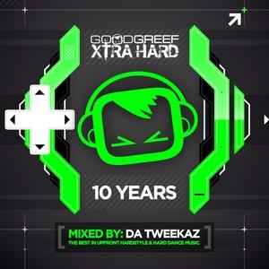 VARIOUS - Goodgreef Xtra Hard 10 Years Mixed By Da Tweekaz