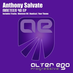SALVATE, Anthony - Nineteen 90 EP