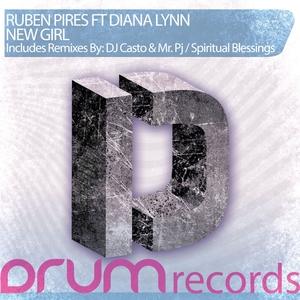 PIRES, Ruben feat DIANA LYNN - New Girl