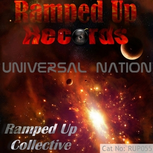 RAMPED UP COLLECTIVE - Universal Nation