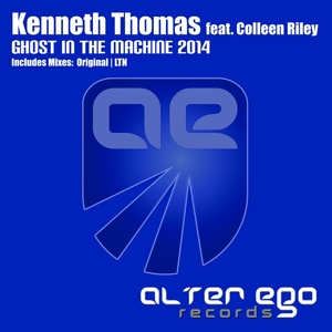 THOMAS, Kenneth feat COLLEEN RILEY - Ghost In The Machine 2014