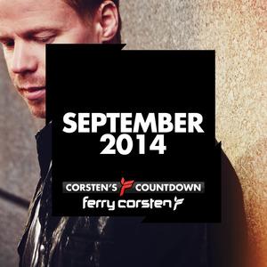 VARIOUS - Ferry Corsten Presents Corstenas Countdown (September 2014)
