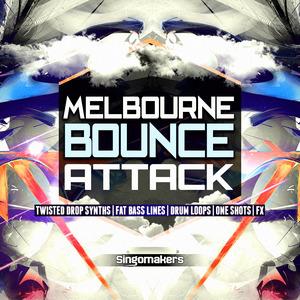 SINGOMAKERS - Melbourne Bounce Attack (Sample Pack WAV/APPLE/LIVE/REASON)
