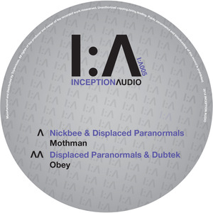 NICKBEE/DUBTEK/DISPLACED PARANORMALS - Mothman