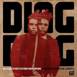 HALLEX M/DJ FUDGE feat OMAR - Ding Ding
