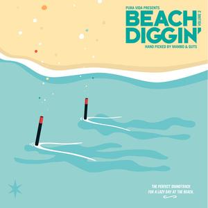 GUTS/MAMBO/VARIOUS - Beach Diggin' Vol 2
