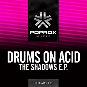 DRUMS ON ACID - The Shadows EP